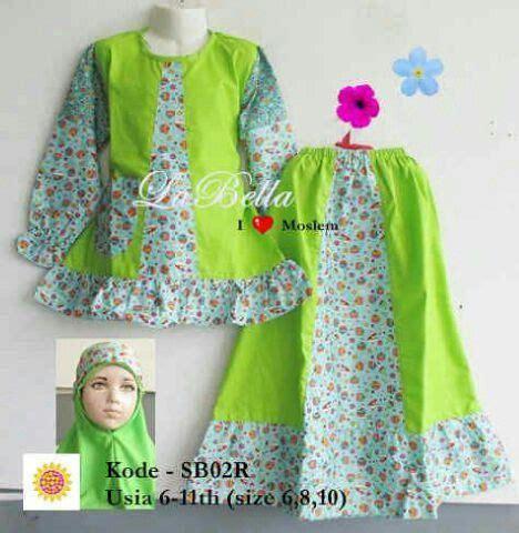 Baju Anak Labella 10 17 best www babyzenia model baju muslim anak perempuan