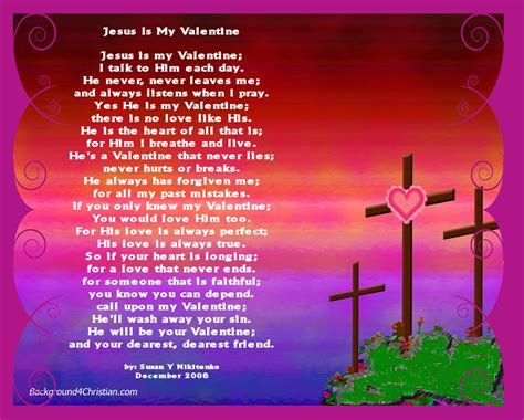 poem about valentines day christian quotes for valentines quotesgram