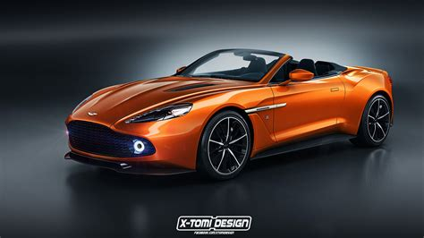 Aston Martin Vanquish Convertible by Does The Aston Martin Vanquish Zagato Work As A