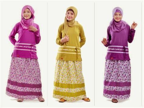 Gamis Seamline Duo butik jeng ita produk busana dan fashion cantik terbaru busana muslim ethica butik baju