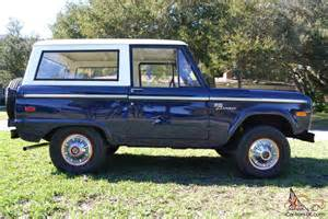 1970 S Ford Bronco For Sale 1970 Ford Bronco