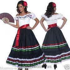 mexican fancy dress costumes ebay