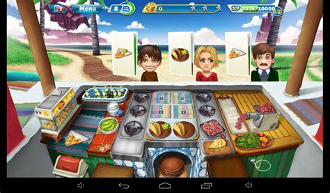 download game android cooking fever mod cooking fever
