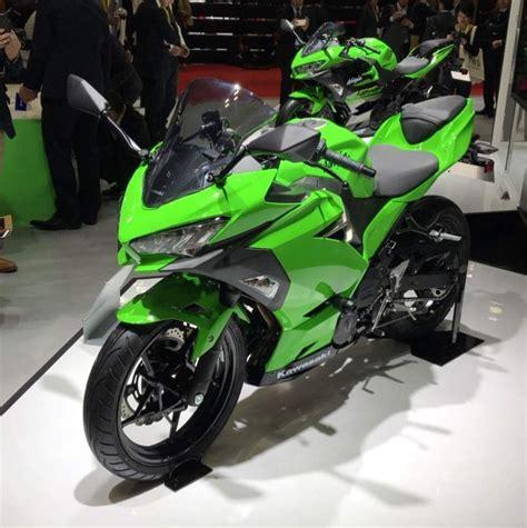 Motor Complit Model Baru new kawasaki 250 model year 2018 mansarpost