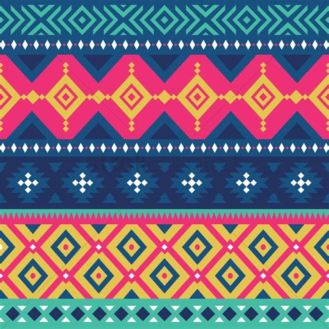 Pattern Aztec aztec pattern design vector image 1998042 stockunlimited