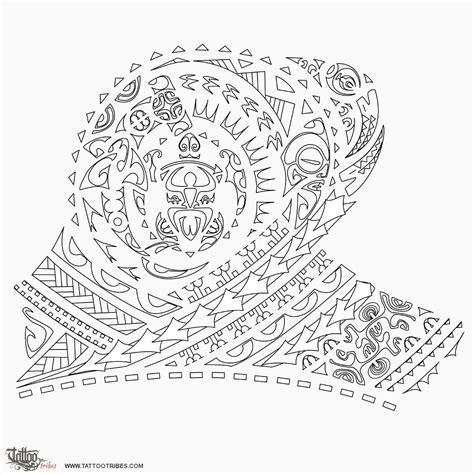 maori polynesian warrior sleeve stencil fighter half sleeve stencil jpg 1200 215 1200 polynesian