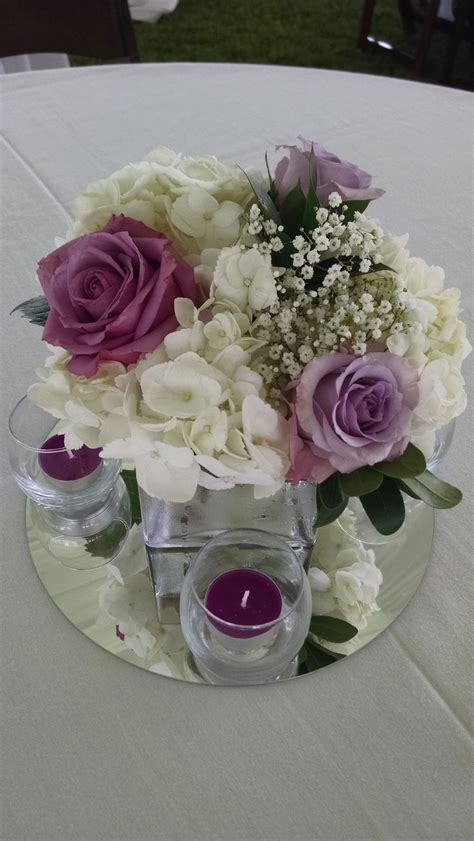 purple and white centerpieces for weddings 25 best ideas about purple centerpiece on
