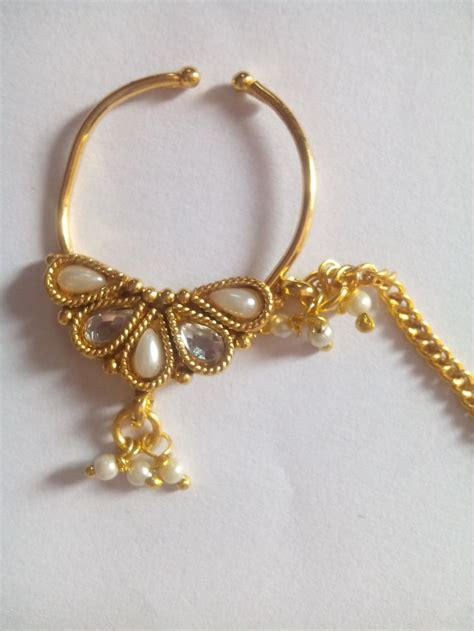 17 best ideas about indian nose ring on indian