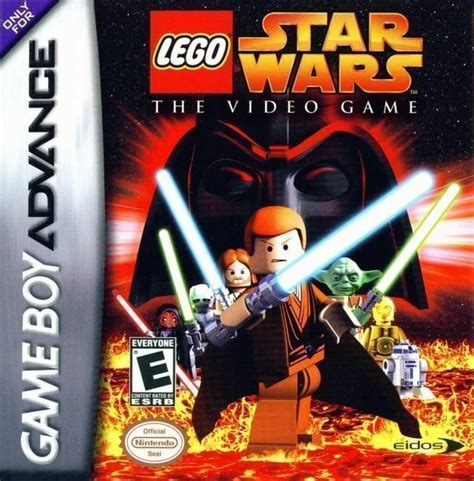lego gameboy tutorial lego star wars the video game ue gba rom complete roms