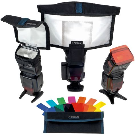 starter lighting kit photography expoimaging rogue starter lighting kit roguekit s b h photo