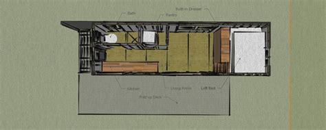 The Design Minimotives Semi Trailer Tiny House Plans