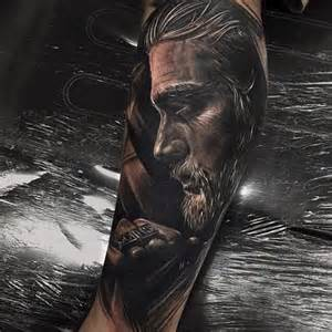 sons of anarchy tattoos jax teller tattoos