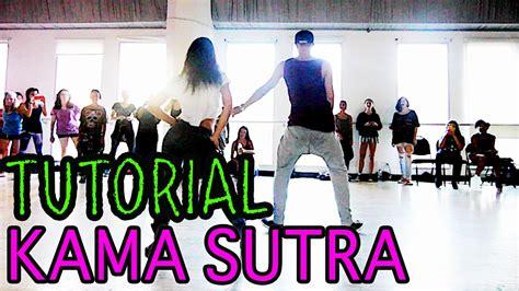 tutorial dance jason derulo kama sutra jason derulo dance tutorial mattsteffanina