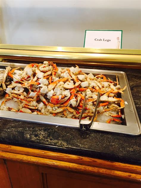 All You Can Eat Dungeness Crab Legs Yelp Crab Buffet Near Me