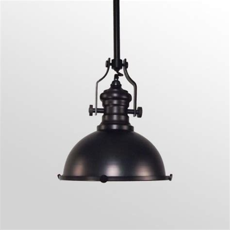 Black Industrial Pendant Light Black Industrial Pendant Light For The Home Pinterest