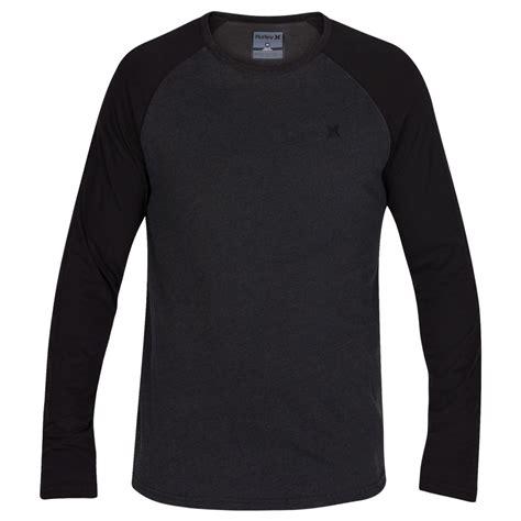 T Shirt Reglan Hurley 1 hurley mens yesterday raglan t shirt mkt0005520 ebay