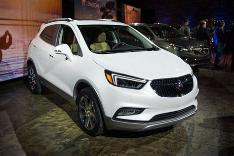 buick encore 2017 buick encore updates consumer driven gm authority