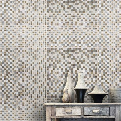 anatolia tile countryside squares mosaic travertine wall tile 133 best anatolia tile lowes images on bass