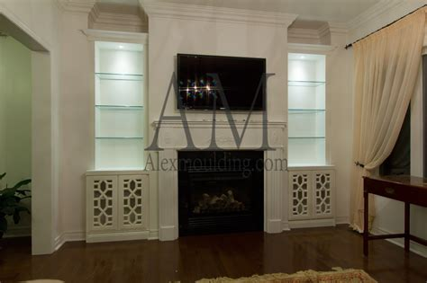 Build in Wall TV Entertainment Units   Custom Bookcases