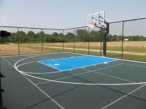 backyard basketball court tiles roxbury park haammss