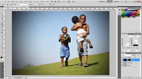 tutorial photoshop cs5 step by step photoshop cs5 how to make your photos stunning in 3 easy