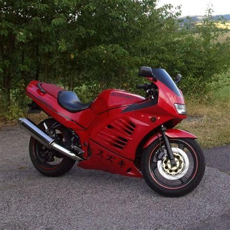 Suzuki Motorrad Lwechsel by Suzuki Rf 600 R