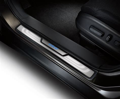 Door Sill Plate Honda All New Cr V Turbo 2017 Up Non Led civic accessories college honda autos post