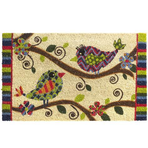 Bird Doormat by Birds Doormat Pier 1 Imports Basement