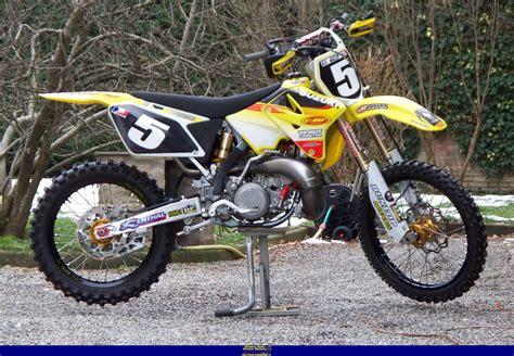 2005 Suzuki 250 Dirt Bike 2005 Suzuki Rm 250 Moto Zombdrive