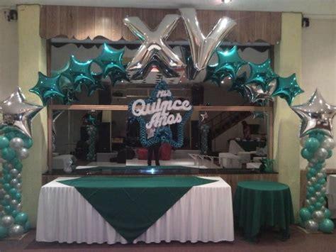ideas para decorar una fiesta de xv años decoracion xv a 241 os globos