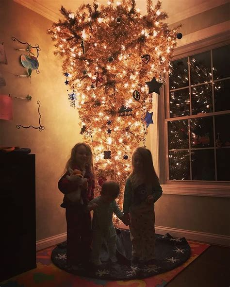 upside down christmas tree upside down christmas trees may sound strange but they exist