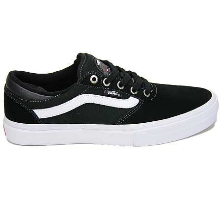 Vans Gilbert Crockett Black Gum Waffle Icc Original vans gilbert crockett pro shoe in stock at spot skate shop