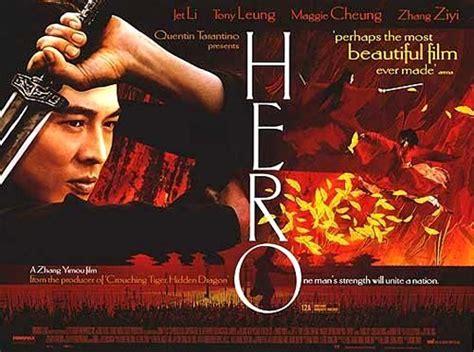film mandarin jet li hero the asian cinema blog