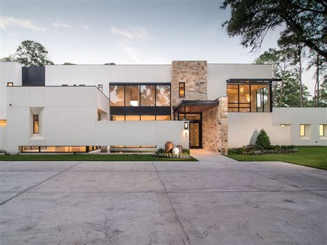 modern home design houston houston modern home tour showcases city s best new