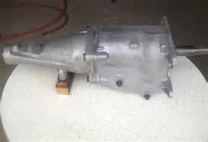 1962 borg warner t 10 4 speed transmission chevy corvette