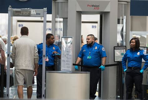 Tsa Security Background Check Transportation Security Administration Design Bild