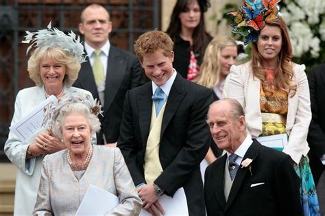 prince william and harry feud royal wedding which caused a massive feud and angered