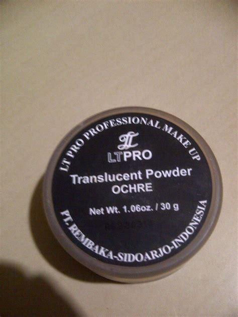 Harga Lt Pro Translucent Powder In Clair info ide untuk semua low medium budget make up