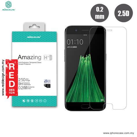 Nillkin Tempered Glass Amazing H Pro Oppo F3 Plus Oppo R9s Plus oppo r11 nillkin amazing h plus pro tempered glass for
