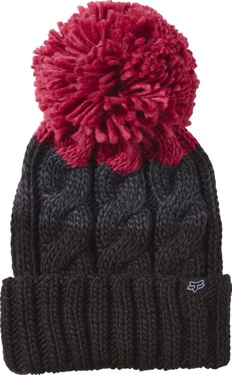 fox motocross hats fox racing womens valence winter motocross beanie hat ebay
