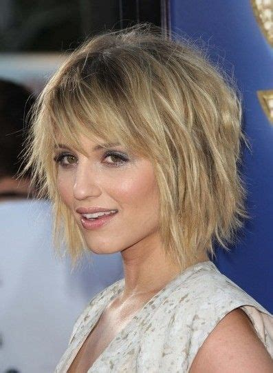 fine hair better longer or short choppy medium length hairstyles choppy short hairstyle