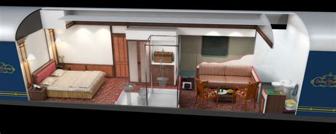 Trains With Cabins by Deccan Odyssey India Luxury Club Uk