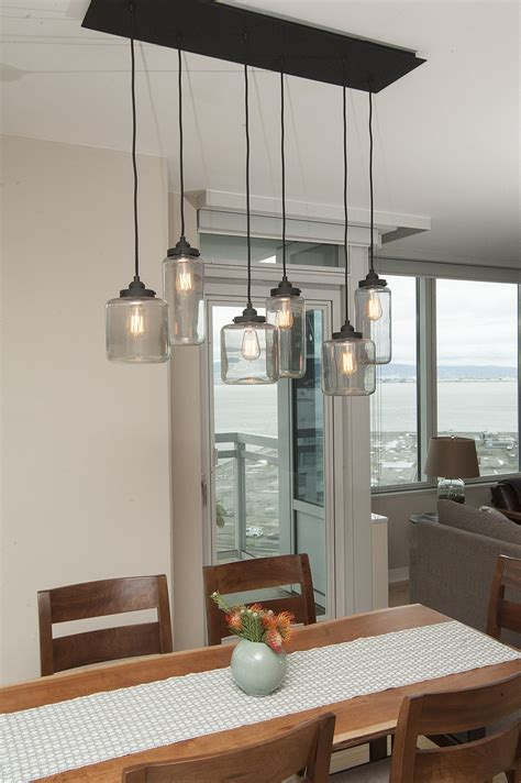 mason jar light fixture jill cordner interior design dt