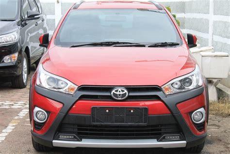 Lu Mobil Yaris New Yaris Heykers Segera Diluncurkan Bengkuluekspress