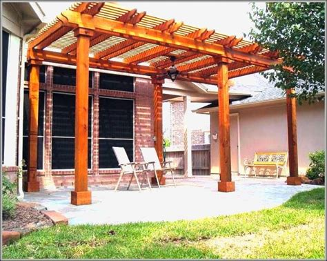 Patio Design Plans Free Patio Cover Plans Free Standing Goenoeng