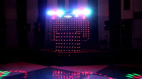 chauvet motion drape chauvet motion drape and motion facade led youtube