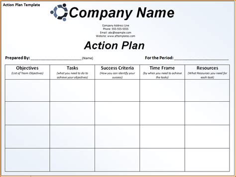sales business plan template free gse bookbinder co