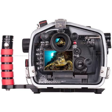 Kamera Dslr Canon Eos 7d Ii Ikelite 200dl Underwater Housing For Canon Eos 7d Ii Dslr Backscatter