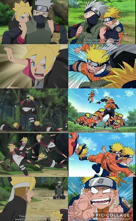 boruto vs kakashi boruto naruto vs kakashi identic fights epic episode 36