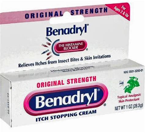 give a benadryl for itching up on the counter medicines survivalkit